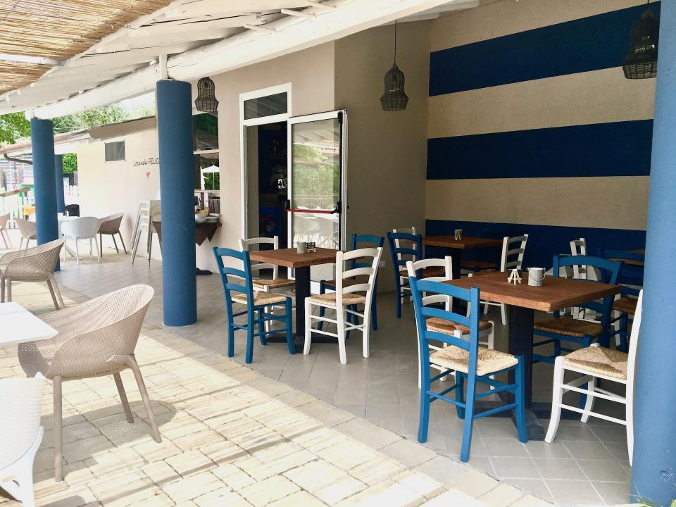 Restaurant  Vacanze Camping Boutique